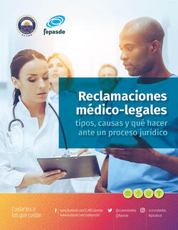 Reclamaciones médico legales y qué hacer ante un proceso jurídico