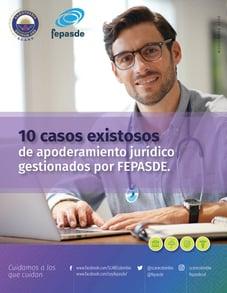 Conoce casos de apoderamiento jurídico gestionados con éxito por FEPASDE