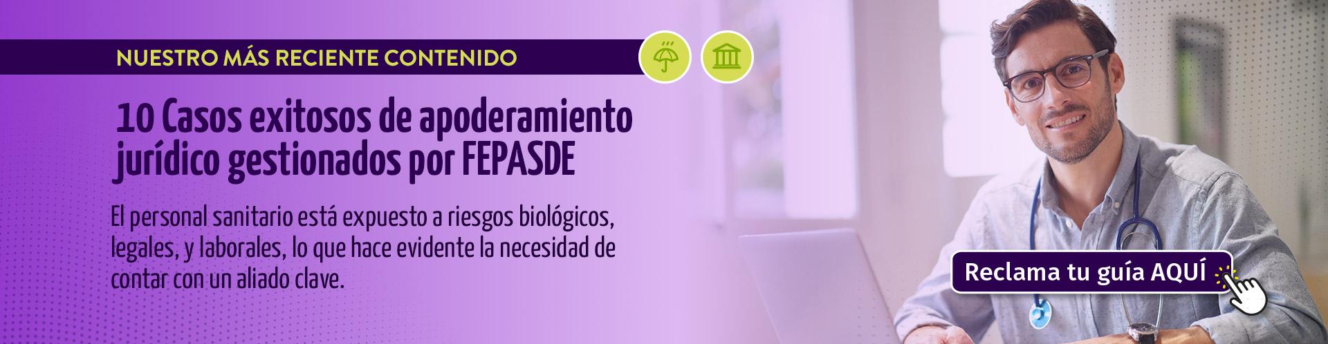 Contenido especializado y exclusivo para el Talento Humano en Salud!