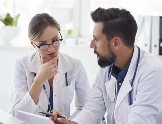 Trastorno depresivo mayor en el sector salud