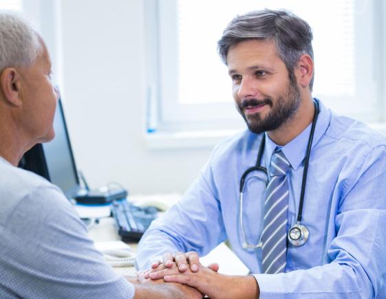 Relación médico y paciente