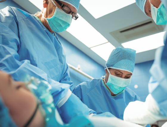Riesgos médicos de una intervención quirúrgica